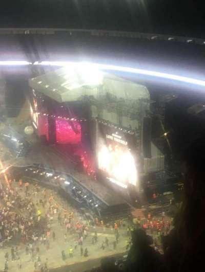 Wembley Stadium secção 552