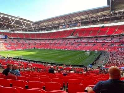 Wembley Stadium secção 139