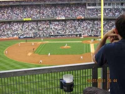 Yankee Stadium secção 3S