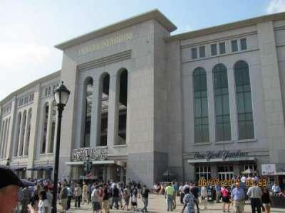 Yankee Stadium secção Gate 6