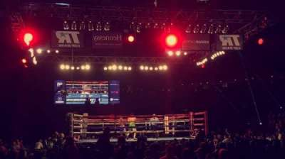Credit Union 1 Arena, secção: 109, fila: E, lugar: 19