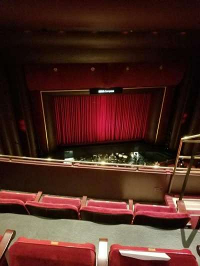 Brown Theater at the Wortham Center , secção: K, fila: H, lugar: 3
