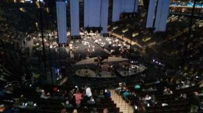 Madison Square Garden secção 217