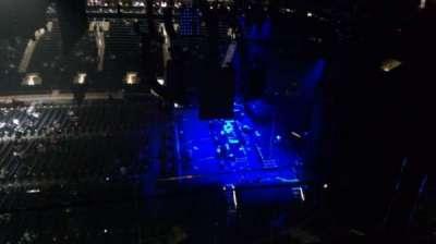 Madison Square Garden secção 314