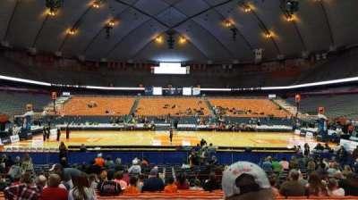 Carrier Dome secção 109
