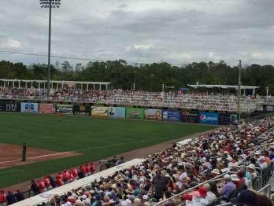 Hammond Stadium at CenturyLink Sports Complex secção 207