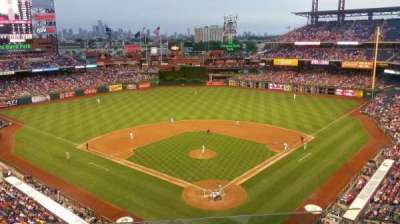 Citizens Bank Park secção 321