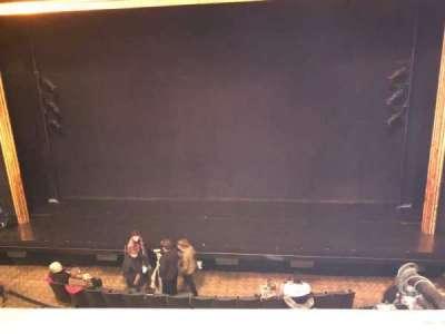 Ambassador Theatre, secção: Front Mezzanine RC, fila: A, lugar: 106