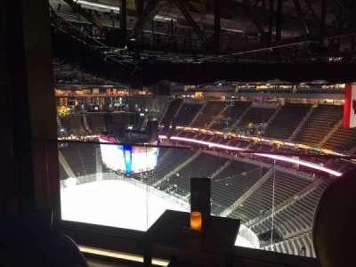 T-Mobile Arena secção Hyde Tables