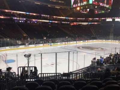 T-Mobile Arena secção 3