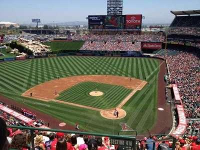 Angel Stadium secção V518