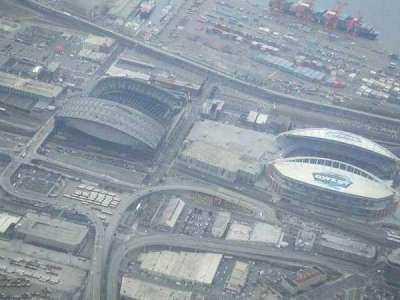 Centurylink Field secção Above