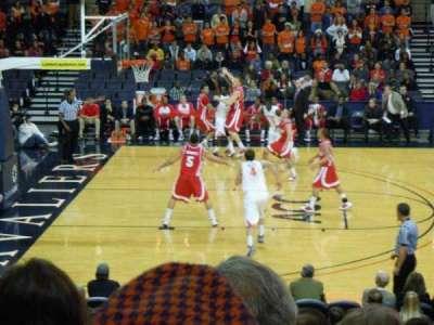 John Paul Jones Arena, secção: 114