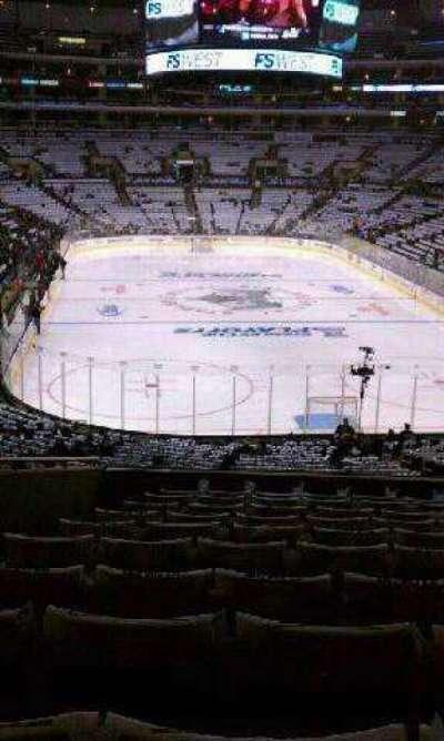 Staples Center secção 217