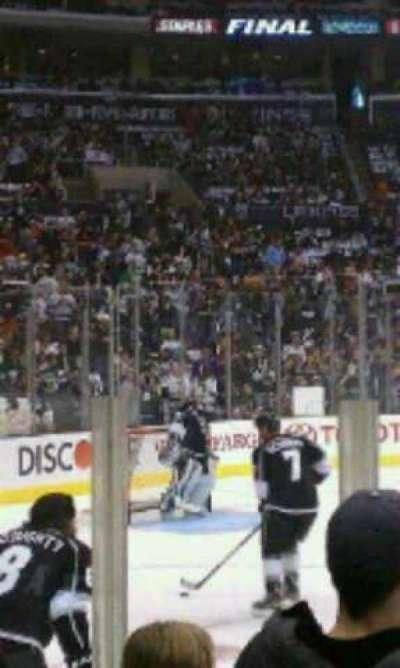 Staples Center secção 102