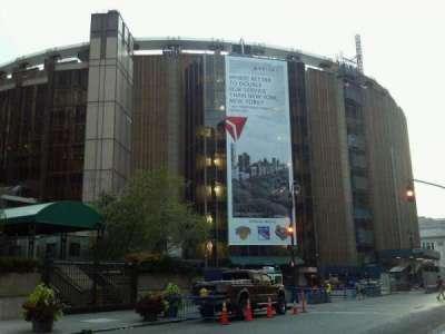 Madison Square Garden secção Outside
