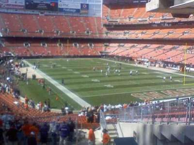 FirstEnergy Stadium secção End Zone