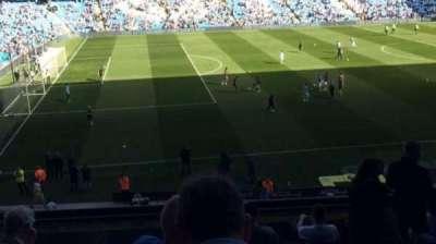 Etihad Stadium (Manchester) secção 230