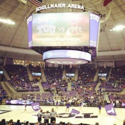 Schollmaier Arena, secção: 110, fila: C, lugar: 13
