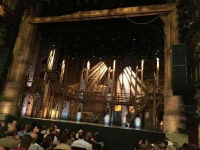 PrivateBank Theatre, secção: Orchestra R, fila: M, lugar: 2 and 4