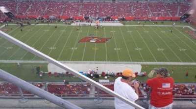 Raymond James Stadium secção 336