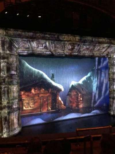 St. James Theatre secção MEZZL