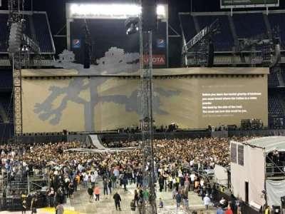 San Diego Stadium secção P19