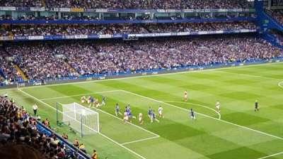 Stamford Bridge secção Shed Upper