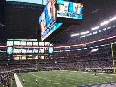 AT&T Stadium secção 150