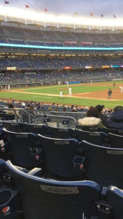 Yankee Stadium secção 013