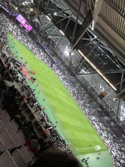 London Stadium secção 213