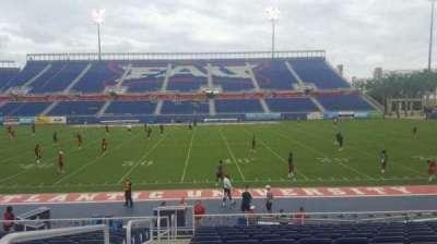 FAU Stadium secção 104