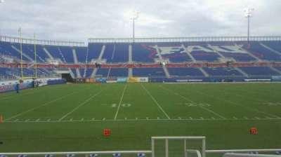 FAU Stadium secção 109