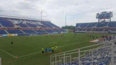 FAU Stadium secção 112