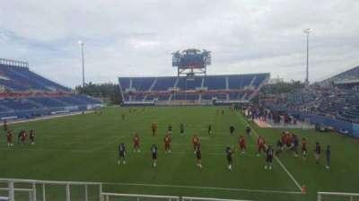 FAU Stadium secção 116