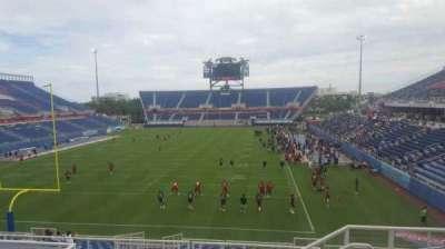 FAU Stadium secção 216