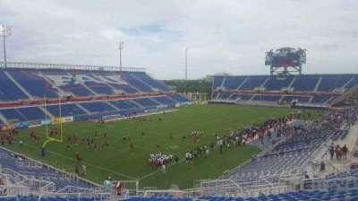FAU Stadium secção 213