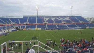 FAU Stadium secção 208