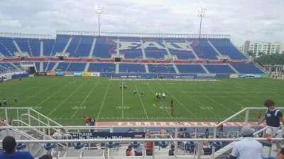 FAU Stadium, secção: 207, fila: M, lugar: 7