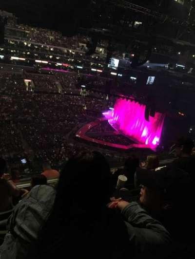 Staples Center secção 302