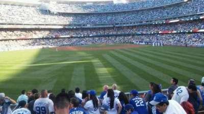 Dodger Stadium secção 311/313