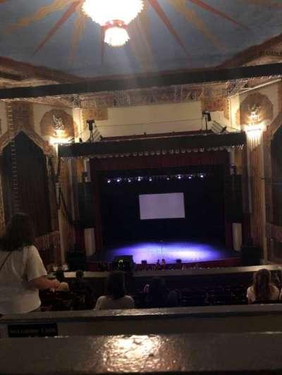 Paramount Theatre (Denver) secção Balcony C