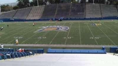 CEFCU Stadium secção 110