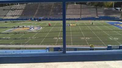 CEFCU Stadium secção 109