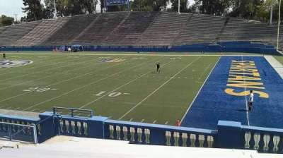 CEFCU Stadium secção 107