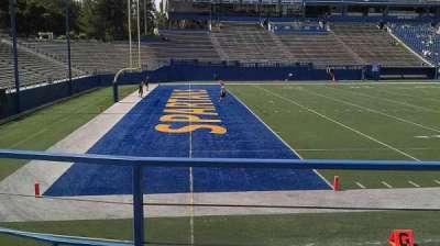 CEFCU Stadium secção 134