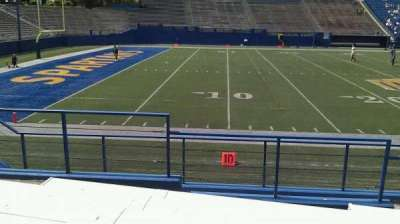 CEFCU Stadium secção 133