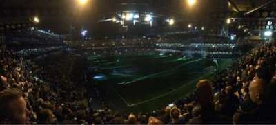 Stamford Bridge, secção: SU6, fila: 16, lugar: 231