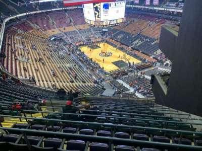 Scotiabank Arena secção 317