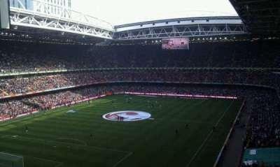 Principality Stadium, secção: U37, fila: 11, lugar: 10